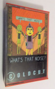 MC - Coldcut - What's That Noise? - Still Sealed