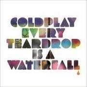7inch Vinyl Single - COLDPLAY - Every Teardrop Is A Waterfall - .. WATERFALL // BLUE VINYL