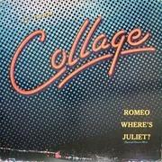 12inch Vinyl Single - Collage - Romeo Where's Juliet?