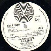 LP - Colosseum - Valentyne Suite - Original UK Pressing