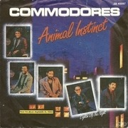 7inch Vinyl Single - Commodores - Animal Instinct