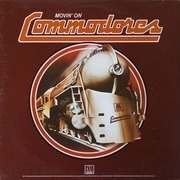LP - Commodores - Movin' On