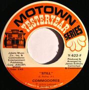 7inch Vinyl Single - Commodores - Still / Wonderland