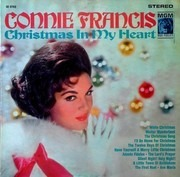 LP - Connie Francis - Christmas In My Heart
