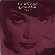 LP - Connie Francis - Greatest Hits 2