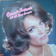 LP - Connie Francis - 20 All Time Greats