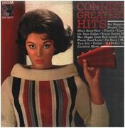 LP - Connie Francis - Connie's Greatest Hits