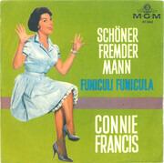 7inch Vinyl Single - Connie Francis - Schöner Fremder Mann