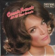 LP - Connie Francis - 20 All Time Greats - PROMO