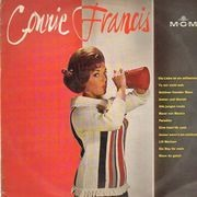 LP - Connie Francis - Connie Francis - rare german orig.