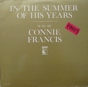 LP - Connie Francis - In The Summer Of His Years