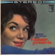LP - Connie Francis - More Greatest Hits
