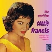 LP - Connie Francis - Connie Francis
