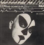 12inch Vinyl Single - Conrad Schnitzler - Auf dem schwarzen Kanal