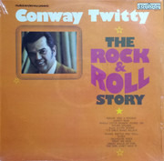 LP - Conway Twitty - The Rock & Roll Story