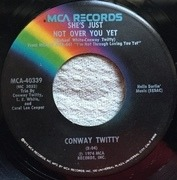 7inch Vinyl Single - Conway Twitty - Linda On My Mind