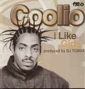 12inch Vinyl Single - Coolio - I Like Girls / Ghetto Square Dance