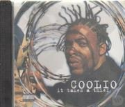 CD - Coolio - It Takes a Thief