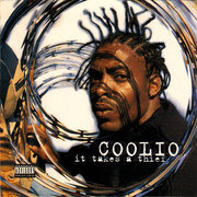LP - Coolio - It Takes A Thief - Still Sealed