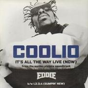 12inch Vinyl Single - Coolio - It's All The Way Live (Now)