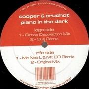 12inch Vinyl Single - Cooper & Cruchot - Piano In The Dark