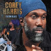 CD - Corey Harris - Fulton Blues - Digipak