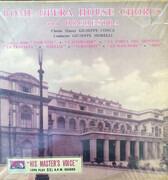 LP - Verdi / Puccini / Pietro Mascagni - Italian Operatic Choruses - Mono