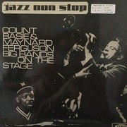 LP - Count Basie & Maynard Ferguson - Big Bands On The Stage