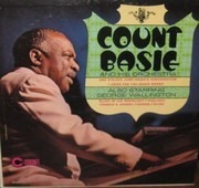 LP - Count Basie Orchestra Also Starring George Wallington - Count Basie