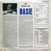 LP - Count Basie Orchestra + Neal Hefti - The Atomic Mr. Basie - Mono