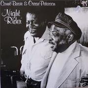 LP - Count Basie & Oscar Peterson - Night Rider