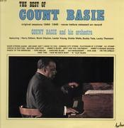 Double LP - Count Basie - The Best Of