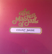 LP-Box - Count Basie - The Masters Of Jazz - Hardcoverbox + Booklet
