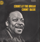 LP - Count Basie - Count At The Organ