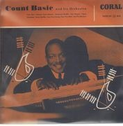 10'' - Count Basie - Count Basie And His Orchestra
