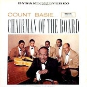 LP - Count Basie - Chairman Of The Board