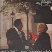 LP - Count Basie Orchestra - April In Paris - trumpeter