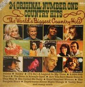 Double LP - Country Compilation - 24 Original Number One Country Hits