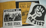12inch Vinyl Single-Box - Country Joe And The Fish / Peter Krug / Country Joe McDonald & Grootna - The Rag Baby EPs - Lim. ed. / Hardcoverbox + inserts