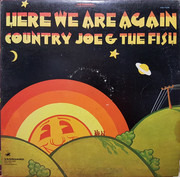 LP - Country Joe And The Fish - Here We Are Again