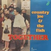 LP - Country Joe and the Fish - Together