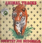 LP - Country Joe McDonald - Animal Tracks