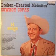 LP - Cowboy Copas - Broken-Hearted Melodies