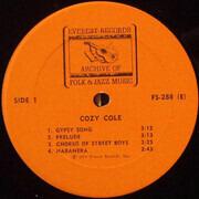 LP - Cozy Cole - Cozy Cole