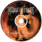 CD - Cradle Of Filth - Bitter Suites To Succubi - Digilok
