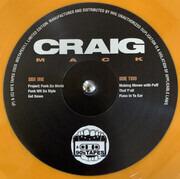 Double LP - Craig Mack - Project: Funk Da World - Ltd. Edition