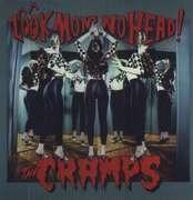 LP - Cramps - Look Mom NO Head! - = ON CARDINAL RED VINYL =