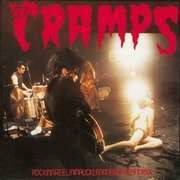 LP - CRAMPS - ROCKINNREELININAUKLANDNEW - = ON VALENTINE RED VINYL =