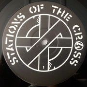 Double LP - Crass - Stations Of The Crass