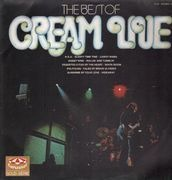 Double LP - Cream - The Best Of Cream Live - Karussel